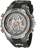 Armitron Sport Men's 204589ORGY Watch with Black Band