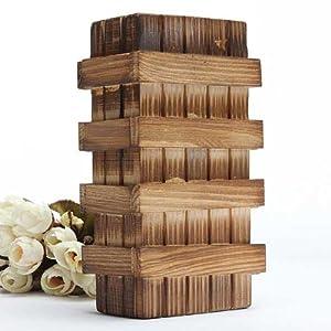 Magie compartiment puzzle en bois bo te avec tiroir secret for Art et magie de la cuisine raymond oliver