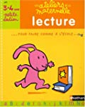 ATELIERS MATERNELLE LECTURE PS