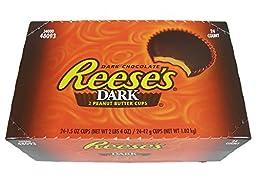 Reese\'s Dark Chocolate Peanut Butter Cups