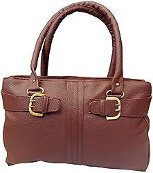 H&H Women's Handbag Maroon (HBWBM)