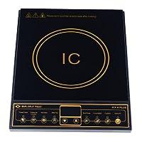 Bajaj Majesty ICX 6 Plus 1600-Watt Induction Cooktop