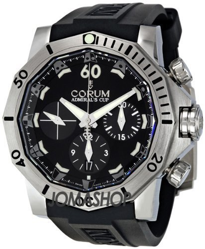 Corum Admirals Cup 46 Seafender Chrono Dive Mens Watch 753451040371-AN22