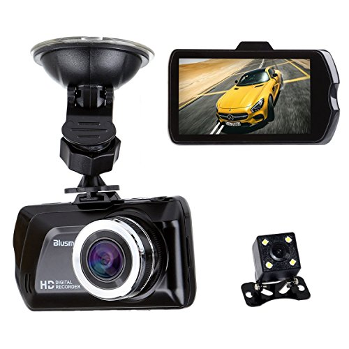 30-lcd-fhd-1080p-170-degree-wide-angle-dual-channel-dashboard-camera-recorder-car-dash-cam-with-rear