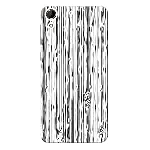 Mobile Back Cover For HTC Desire 728 (Printed Designer Case)