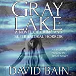 Gray Lake: A Novel of Crime and Supernatural Horror | David Bain