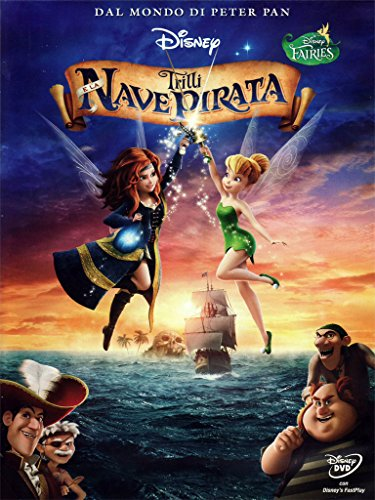 trilli e la nave pirata dvd Italian Import
