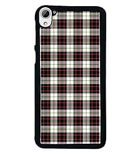 PrintVisa Plastic Multicolor Back Cover For HTC Desire 826 & 826 Dual