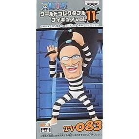 ONE PIECE(ワンピース) 組立式ワールドコレクタブルフィギュア vol.11 TV083 Mr.3