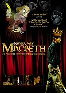 Never Say Macbeth