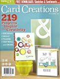 Card Creations (Volume 12 - Paper Crafts & Scrapbooking)