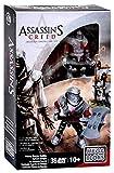 Mega Bloks Assassin's Creed Templar Warrior Collectible Character Figure