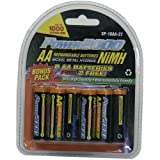 Power 2000 AA NiMH 2700mAh Rechargeable Battery (10-pack)