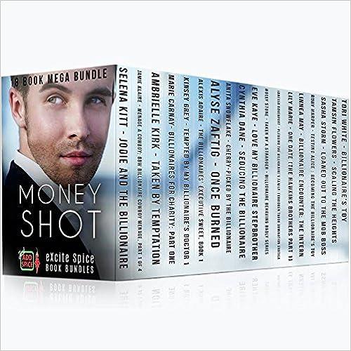 Free – Money Shot: 18 Book Hot Erotic Billionaire Romance Bundle