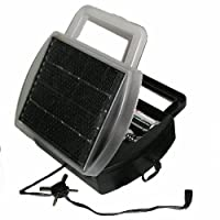 Solar Powered Battery Charger Charges 4 ...