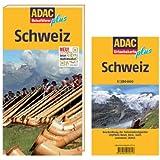 ADAC Reiseführer plus Schweiz: Mit Extra-Karte zum Herausnehmen.