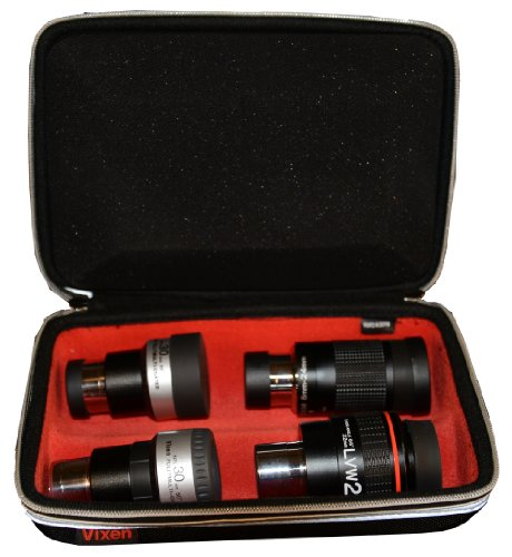 Vixen Optics 35651 Eyepiece Case (Black)