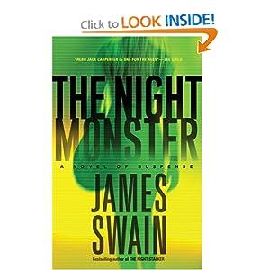 The Night Monster - James Swain