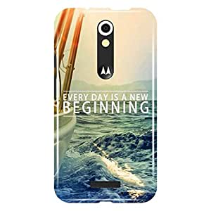 a AND b Designer Printed Back Case / Back Cover For Motorola Moto X Force (Moto_XF_3D_1412)