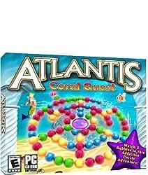 Atlantis: Coral Quest - Jewel Case (PC)