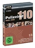 Polizeiruf 110, 13: 1985-1986 (DDR TV-Archiv) [4 DVDs]