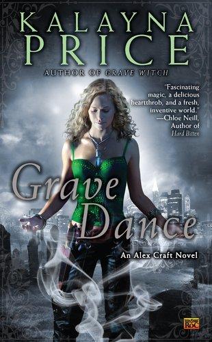 Image of Grave Dance (Alex Craft)