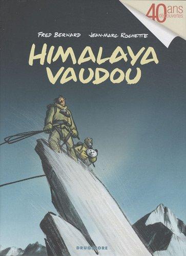 Himalaya Vaudou  Bernard+Rochette, grand format