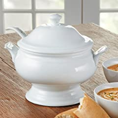 BIA Cordon Bleu Tureen with Ladle by BIA Cordon Bleu