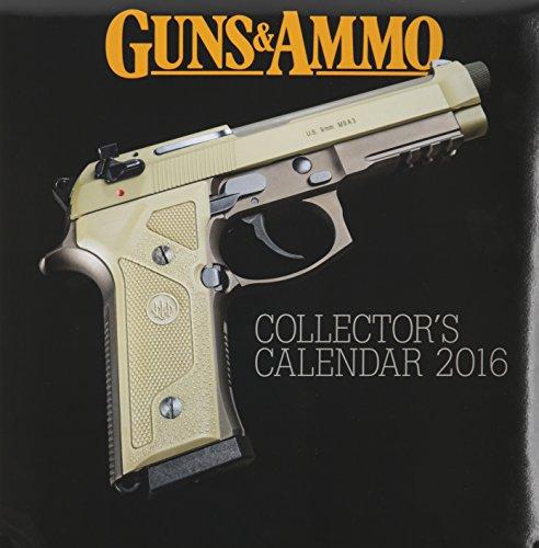 2016 Guns & Ammo Calendar