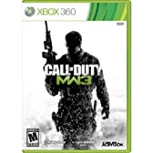 Xbox360 Call of Duty: Modern Warfare 3 北米版