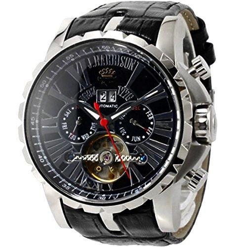 [ジョンハリソン] JOHN HARRISON 自動巻 メンズ 腕時計 JH033BK【メンズ】[並行輸入品]