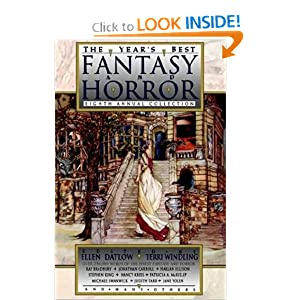 The Year's Best Fantasy & Horror: Eighth Annual Collection by Ellen Datlow and Terri Windling