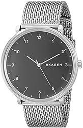Skagen Hald Men's Steel Mesh Watch