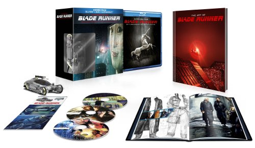 【5000セット限定生産】ブレードランナー 製作30周年記念 コレクターズBOX [Blu-ray]