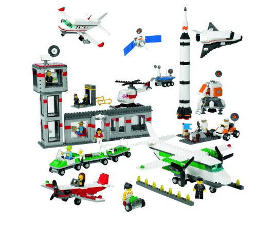 LEGO Education Space and Airport Set 779335 (1,176 Pieces) Amazon.com