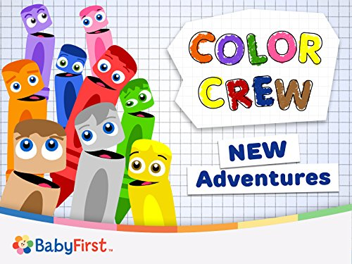 Color Crew New Adventures