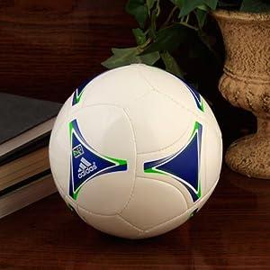 World Cup adidas MLS Prime Mini Replica Match Ball - White/Royal Blue