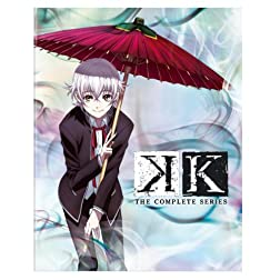 K - Complete Series [Limited Edition Blu-ray/DVD Combo]