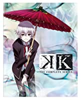 K - Complete Series [Limited Edition Blu-ray/DVD Combo] by VIZ VIDEO