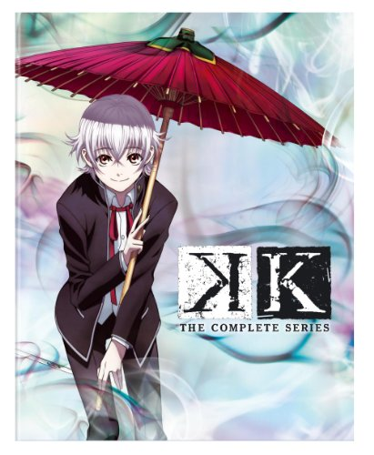 K  Complete Series [Bluray] Picture