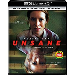 Unsane [4K Ultra HD + Blu-ray]