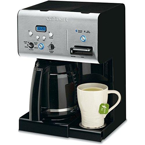 Cuisinarta Stainless Steel 12-Cup Programmable Coffee Maker - Cuisinart Model - CHW-12 - Set of ...