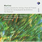 Martinu: Double Concerto For Strings, Piano And Timpani, Concerto For String Quartet And Orchestra & Tre Ricercari