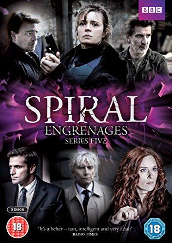 Spiral: Series 5 (4 Dvd) [Edizione: Regno Unito]
