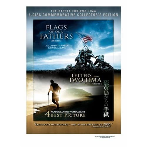 flags of our fathers and letters from iwo jima Matthew wilson pays his respects to clint eastwood's duo of world war ii films,  flags of our fathers and letters from iwo jima, and considers.