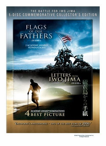 flags of our fathers and letters from iwo jima Watch flags of our fathers movie trailers, exclusive videos, interviews from the   01:34 — combo trailer for both flags of our fathers and letters from iwo jima.