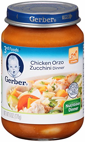 Gerber Baby Food Company front-443915