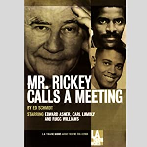 Mr. Rickey Calls a Meeting - Ed Schmidt