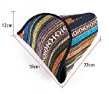 Camkitmate Camera Case Bag Pouch For Pentax KX KR K10 K50 Ethnic Pattern Canvas