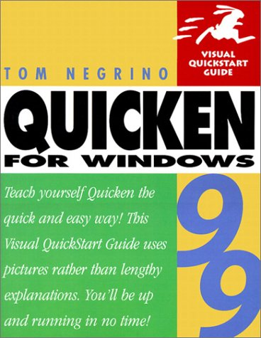 Quicken for Windows 99 (Visual QuickStart Guide)
